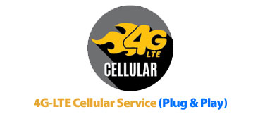 Plug and play 4G-LTE Cellular Compatible with All DoorKing Telephone Entry Sysem