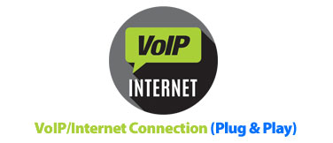 Voice Over Internet VOID Doorking 1833 Series Plug & Play