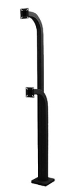 Goose neck Double height for Commercial & regular vehicle, Truck height