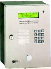 Building Access Control Telephone Entry System Access Control Device Commercial Access Control