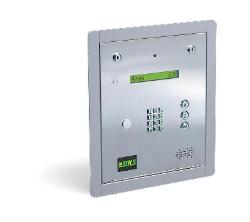DKS Telephone Entry System - Access Control Doorking 1834 Flush Mount