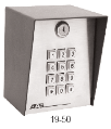 AAS Keypad with 50 code Ecellent for Solar application Low Power Consumption