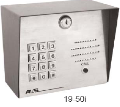 American Access System Keypad with 50 code Intercom Capacity Low Power Consumption