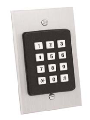 Single Gang Box Keypad from AAS with 100 codes