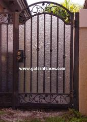 Custom Metal Garden Gates Metal Gate Iron Metal Gates Garden Metal Gate