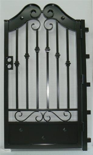 Garden Gate Designs Iron Garden Gates Aluminum Custom