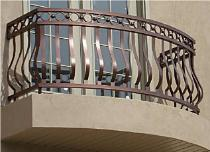 Aluminum Balcony Railings, Porch, Deck, Pool in Aluminum or Wrought Iron