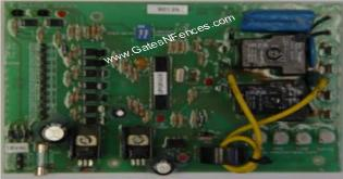 Bravo Main Circuit Control Boards and Control Panels for Gate Openers and Operators
