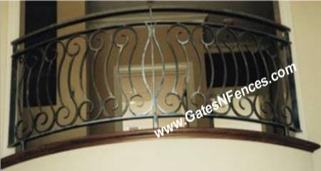 Custom Railings - Indoor Custom Made Railings - Interior Custom HandRails