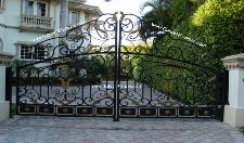 Aluminum Driveway Gates | Electric or Automatic Gates with Openers / Operators