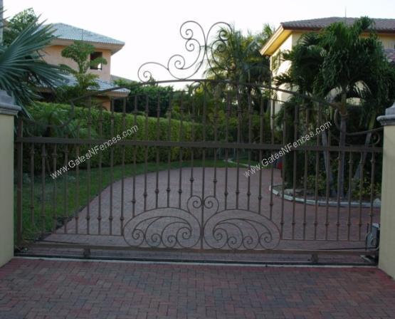 Driveway Gate Design Custom Entry Driveway Design Gates