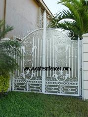 Custom Made Gates Custom Security Gates