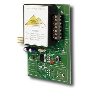 Diablo DSP 22 Loop Detector Single Channel 7 Pin Designed to work with Doorking Gate Openers