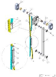 Doorking 1603 Barrier Replacement Parts Dks Parts