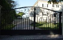 Slide or Swing, Aluminum or Wrought Iron, Decorative or Plain, makes a home secure and safe especially with a top brand operator