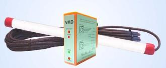 EMX VMD AC/DC Outdoor Buried Vehicle Motion Detector with Sensing Probe