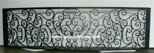 Iron Railings Designs Aluminum Balcony Railings Metal