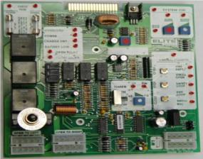 Elite Q206 Control Board Robo Slide Elite Gate Opener Parts