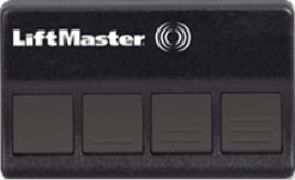 LiftMaster 374LM Series 0315Mhz 4 Buttons Remote Control