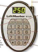 Liftmaster STAR 250 Receiver
