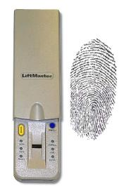 Liftmaster 379LM-10 FringerPrint Keyless Entry Wireless Keypad