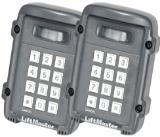 Liftmaster WKP5LM & WKP250LM Wireless Keypad, 5-250 Codes