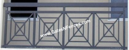 Aluminum Railings - Aluminum Balcony Railings - Aluminum Porch Hand Rails