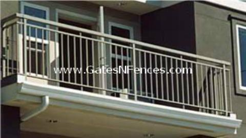 Hand Rails - Exterior Porch Hand Rails - Residential Porch Hand Rails