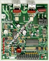 New Version of the V.E. Barcon Power Master Control Board Mostly use on Barrier Arm Gates