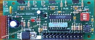 Power Master SS6TPU Main Circuit Control Boards and Control Panels for Gate Openers and Operators
