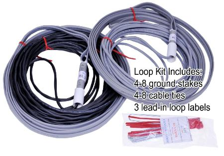 BD Loops Direct Burial use for as Safety Loop Reverse Loop and Exit Loop for Gates