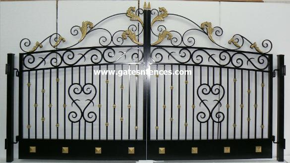 A simpler version of Designs Driveway Gates, Designs Wrought Iron Gate Designs Iron Gate