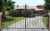 Custom Driveway Automatic Entrance Gate Company | Custom Design Entry Electric Driveway Gates Company