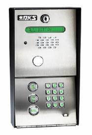 DKS Doorking Telephone Entry Access System 1802 - 1802 EPD