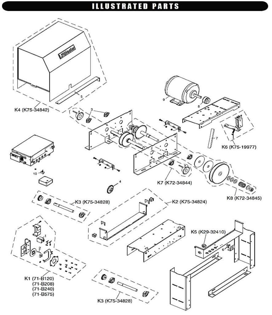 Liftmaster Parts Sl575 Part Liftmaster Parts