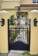 Entrance Gate Design Security Entrance Gates Iron Entrance Gates